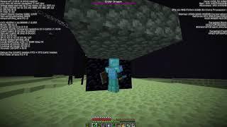 Minecraft 1.14.4 Speedrun in 1 hour and Twelve Minutes (No Beds)