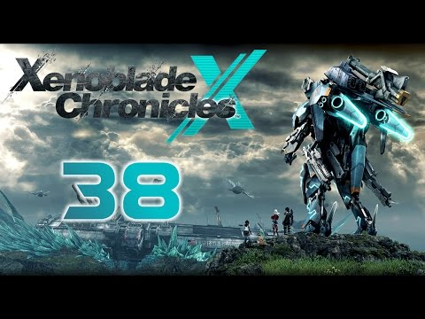 Let's Play Xenoblade Chronicles X [Blind/German] #38 - Starker Vogel