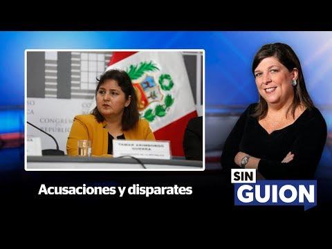 Acusaciones y disparates - SIN GUION con Rosa María Palacios