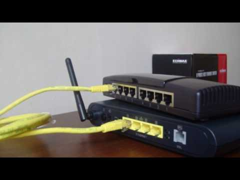 EDIMAX Switch Review - For LAN Parties & Networking