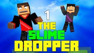 Video Minecraft: The Slime Dropper! w/ Max & Danny - Episode 1 - JUMPY KANGAROOS! download MP3, 3GP, MP4, WEBM, AVI, FLV Agustus 2017