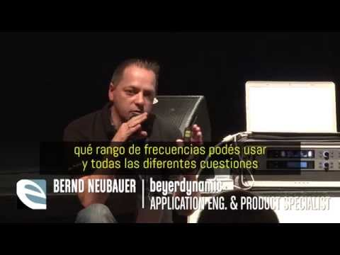 RF Training beyerdynamic ARGENTINA 2015