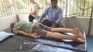 Physiotherapy Exercises for ALS and MND Patients