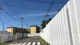 松原団地D地区  2018年8月18日①