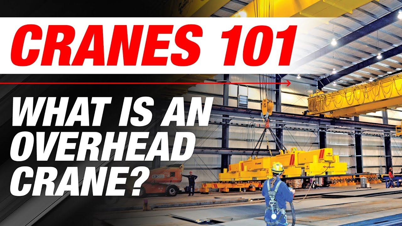 I Hope This Crane Is Just Hiding Other >> What Is An Overhead Crane Cranes 101