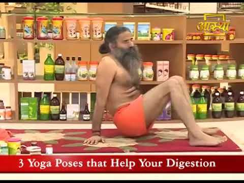 yoga poses for better digestion  youtube