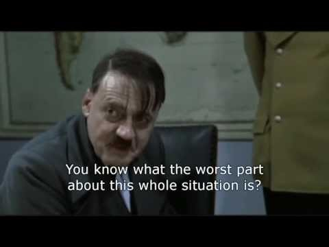 'Hitler Reacts To The Patriots Winning The Superbowl' Is Internet Gold [VIDEO]