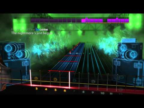 Monster - Skillet - Rocksmith 2014 - Bass - DLC