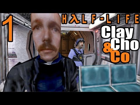 Half Life, Or Something - Half Life Sven CO-OP -EP1- ClayCho & Co Year 2