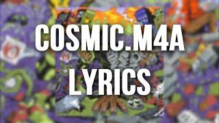 Denzel Curry , Kenny Beats - Cosmic.m4a (Lyrics)