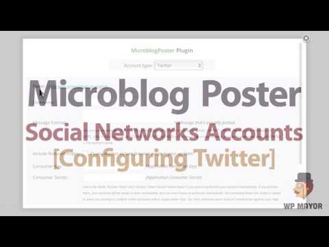 Microblog Poster WordPress Plugin - Review