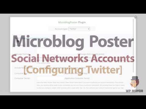 Microblog Poster WordPress Plugin - Review