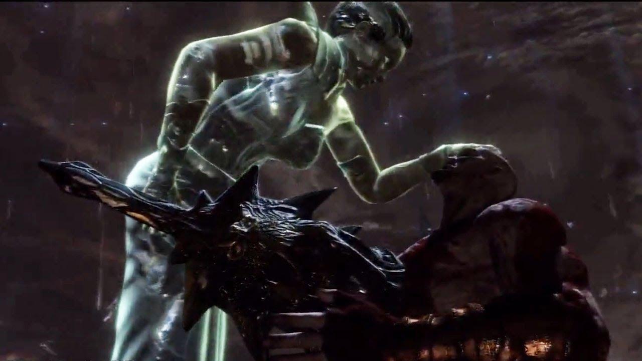 God Of War Iii Walkthrough Part 46 Ending Gameplay No -9869