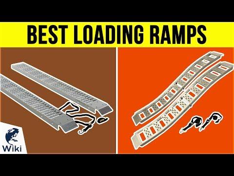 10 Best Loading Ramps 2019