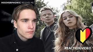 Reaction video Hooverphonic - Release Me Belgium Eurovision 2020