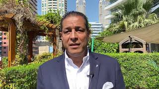 Safety in Dubai - Mohamed Awadalla, CEO of TIME Hotels Management