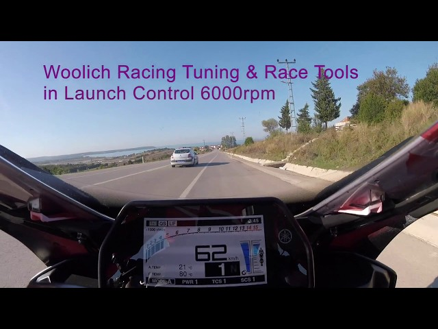 2017 Yamaha YZF-R1 ECU Flashing -Mehmet Yılmaz / Memento Tuned