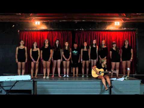 2013 Segal Sing-Off Camp B'nai Brith of Ottawa Part 2