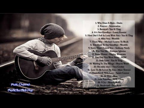Tuyển Tập Những Ca Khúc Tiếng Anh Buồn Nhất || Sad Songs