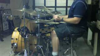 Eddy Crim - Rotten Kid Buddy Rich (Drum Cover)