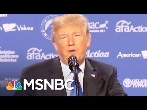 Donald Trump's Tortured Teleprompter Moments | All In | MSNBC