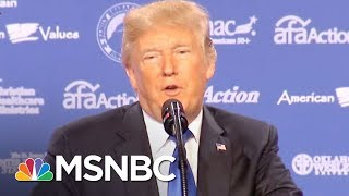 Donald Trump's Tortured Teleprompter Moments   All In   MSNBC