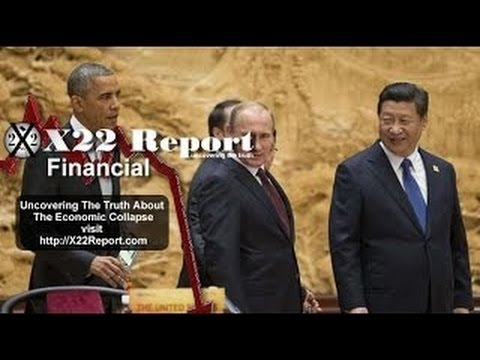 China And Russia Are Preparing For A Bankrupt US Financial System  Episode 876a TR TV