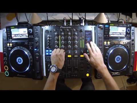 Press Play #1 - Electro House Live Mix - Cyano - CDJ 2000 & DJM 800