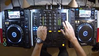 Press Play #1 - Electro House Live Mix - Cyano - CDJ 2000 & DJM 800