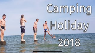 Camping Holiday 2018