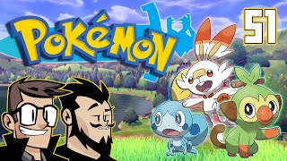 Pokemon Sword and Shield Let's Play: Heart Throb Hurt - PART 51 - TenMoreMinutes