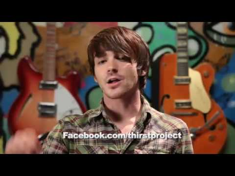 Thirst Project PSA   Drake Bell