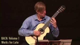 Jason Vieaux:  Bach BWV 995 Courante