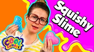 DIY Squishy Slime! How To Make A Squishy! | Arts and Crafts with Crafty Carol