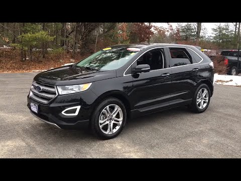 2018 Ford Edge Plymouth, Marshfield, Pembroke, Weymouth, and Brockton, MA IC7908P