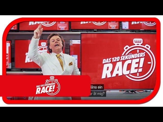 Das 120 Sekunders Race är tillbaka! 2017 | Lyxa till det!