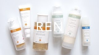REN Skincare   Product Reviews for Radiant, Smooth Skin