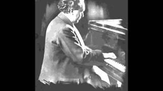 Leopold Godowsky plays Dohnanyi Capriccio-Etude in F minor Op. 28 No. 6