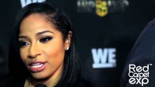 Toya Wright Interview - Growing Up Hip Hop