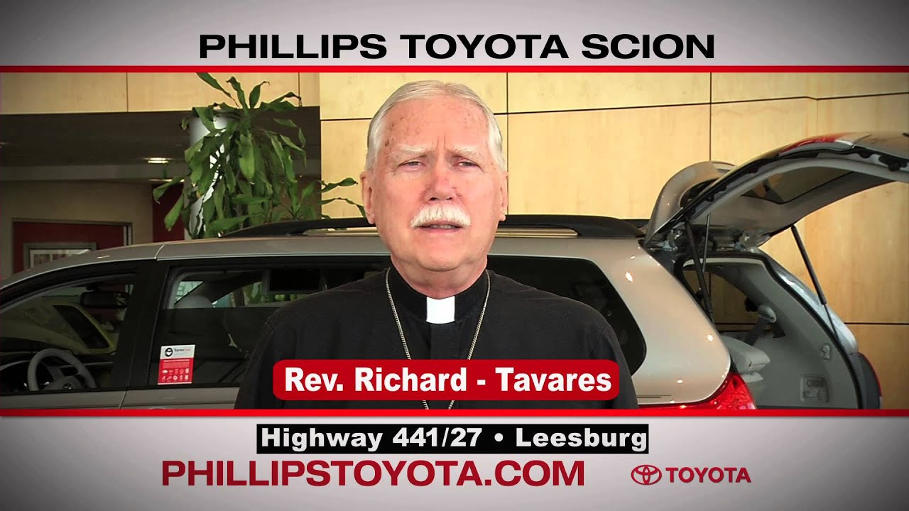 Rev Richard from Tavares Phillips Toyota Customer Testimonial