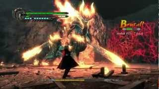 Devil May Cry 4 - Mission 2/DMD/Turbo, S Rank