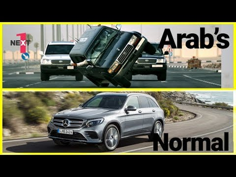 Normal People Vs Arab Drivers Compilation 2018