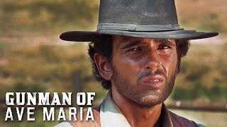 Gunman of Ave Maria | WESTERN in Full Length | HD | Spaghetti Western | English | Full Film