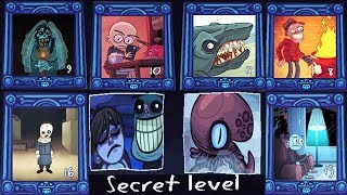 - Troll Face Quest Horror 2 Halloween Special Gameplay Walkthrough Secret Level ALL Fails Level