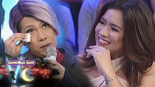 GGV: Vice cries over Angeline's