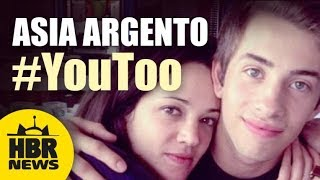 Asia Argento Claims She Was Raped By Jimmy Bennett | Breaking Badger News