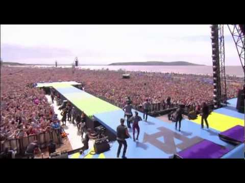 Jason Derulo LIVE at T4 on the Beach -  Future History Episode 9