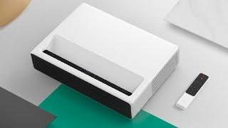 Xiaomi Mijia laser projection - обзор и тест мультимедийного проектора