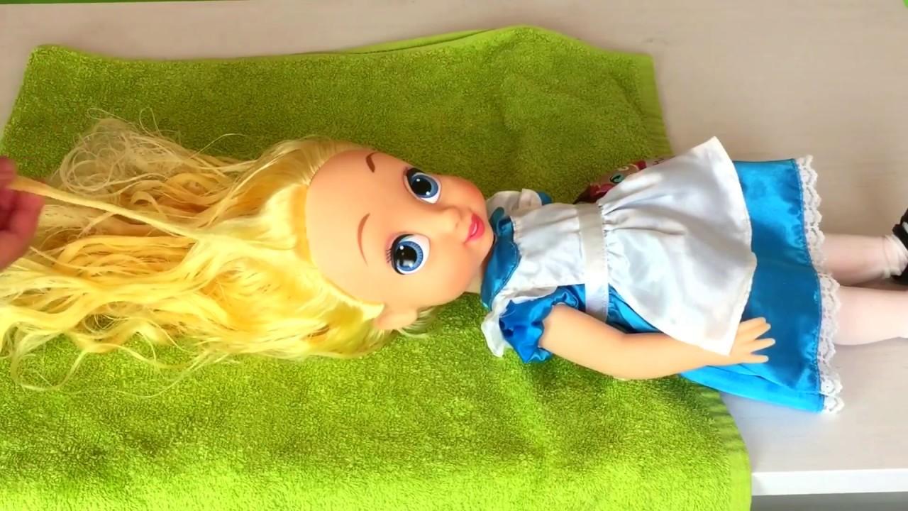 Come salvare i capelli delle Barbie - Zigzagmom