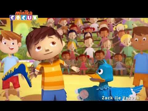 Zack ile Vak Vak - Hoperank Üç Bin